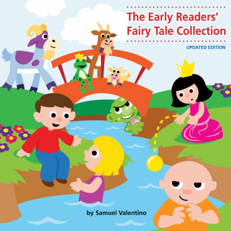 Early Readers' Fairy Tale Collection Cover